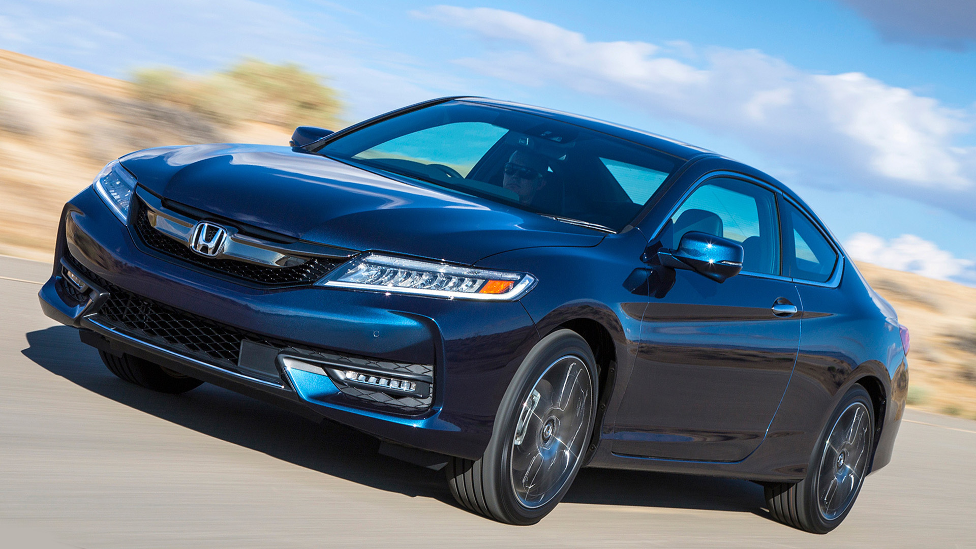 New 2016 Honda Accord Turbo Concept HD