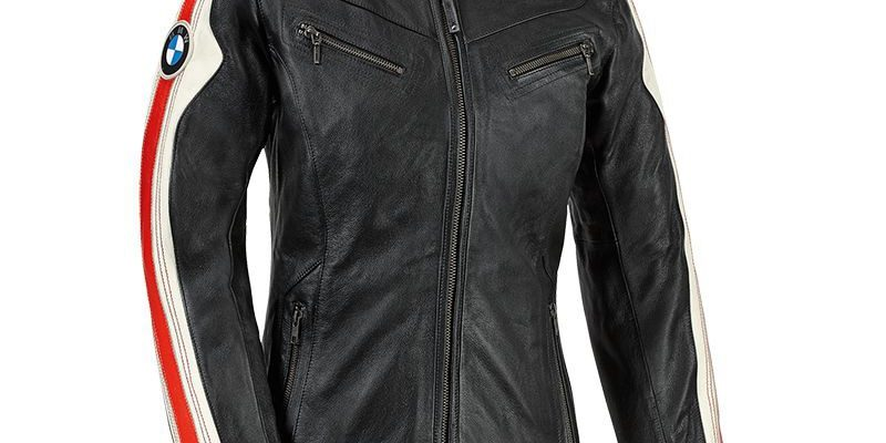 BMW Club leather jacket